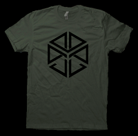 JL Billet T Shirt - Lieutenant Green