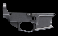 AR15 Ambidextrous 80% Lower