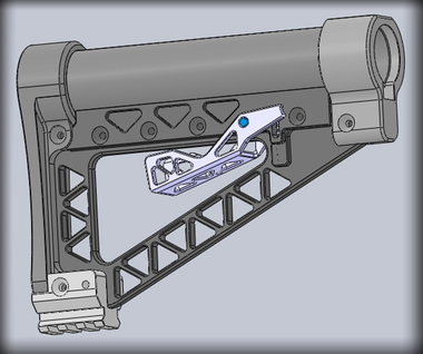 Picatinny CAD