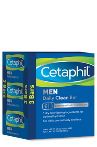Men Daily Clean Bar