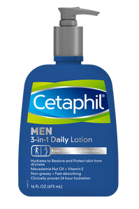 Men 3-in-1 Daily Lotion