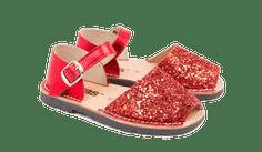 Red Glitter Infant