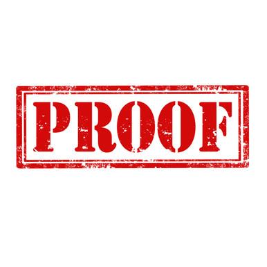 Proof If Customer Denies Physical Proof Greko Is Not