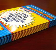 TEST ITEM - Copy of Comics - Saddle stitch (staple binding)