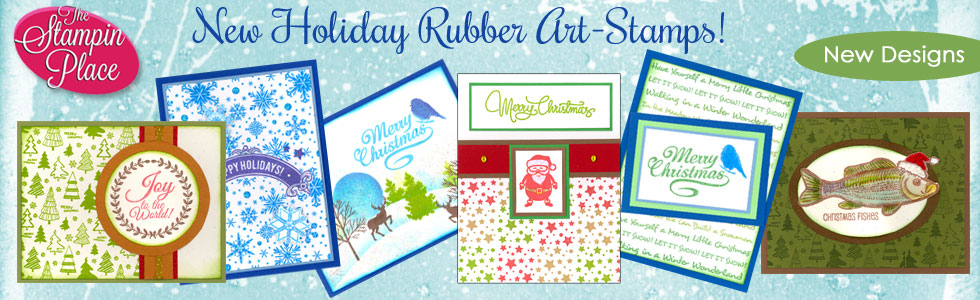 Holiday Stamps: New Designs!