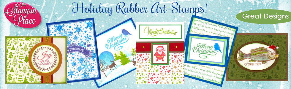 Holiday Art-Stamps