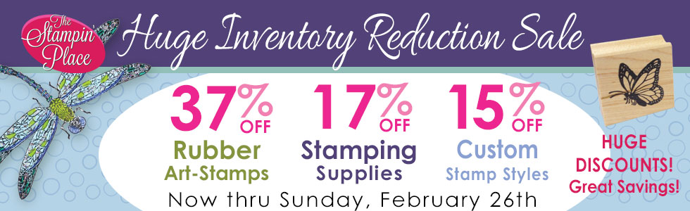 Great Discounts! through February 26