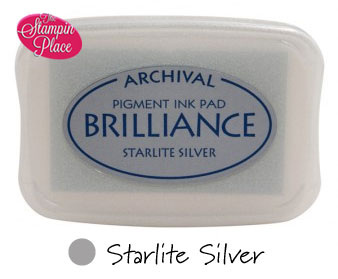 Brilliance Pigment Stamp Pad