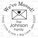 New Address, We've Moved, Moving, Letter, Postage