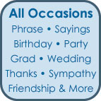 All Occasions
