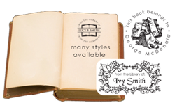 Bookplate Styles