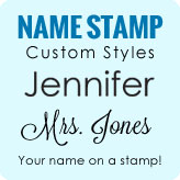Name Stamps