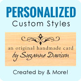 Personalized Custom Styles