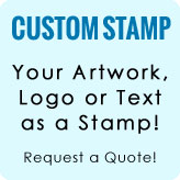 Request a Custom Stamp Quote