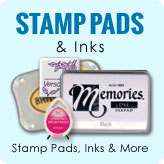 Stamp Pads & Inks
