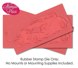 Rubber Stamp/No Mount