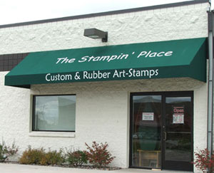 The Stampin' Place retail store, Big Lake Minnesota