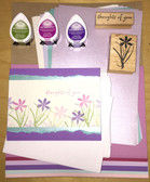 CLEARANCE ITEM: (ONLY 1 AVAILABLE) Thoughts of You Card Kit