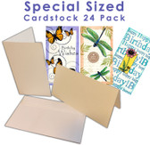 Special Sized Cardstock