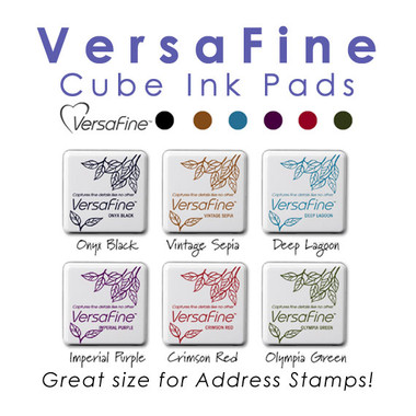 VersaFine Cube Ink Pads