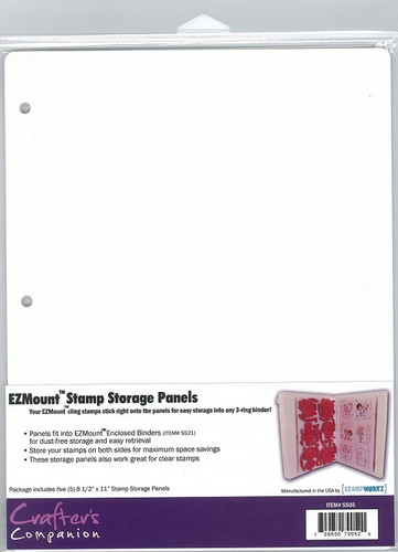 EZ Mount Stamp Storage Panels
