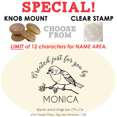 SPECIAL: Knob or Clear Only