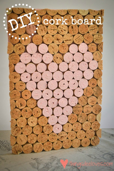 Diy wine cork craft ideas nectar of the vine for Crafts with wine bottle corks