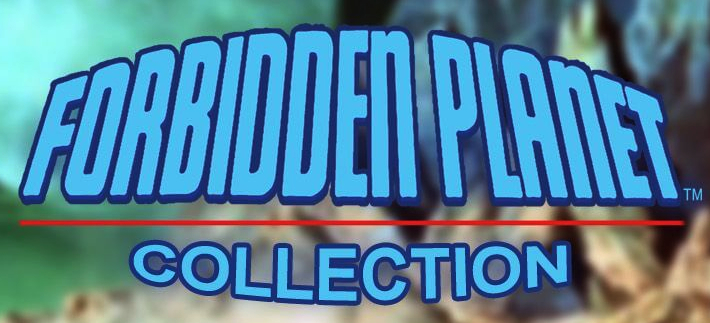 Forbidden Planet Collection