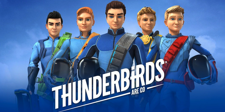 Thunderbirds Collection