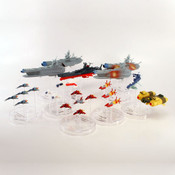 Star Blazers Complete Ship Collection