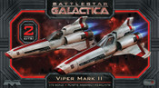 Battlestar Galactica 1/72 Scale Viper MKII 2-Pack Model Kit