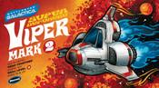 Battlestar Galactica  Viper MKII Super Deformed Model Kit