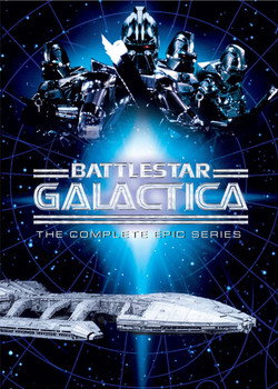 Battlestar Galactica DVD set - Original 1978 ABC Show