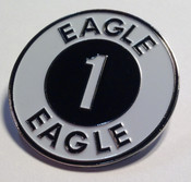 Space 1999 Eagle 1 Lapel Pin
