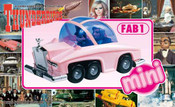 Thunderbirds - Mini Fab 1