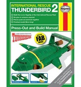 Thunderbirds - Haynes TB2 Press-Out & Build Manual