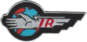 Thunderbirds IR International Rescue Patch