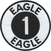 SPACE 1999 Eagle 1 Patch
