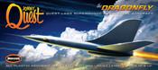 Jonny Quest DRAGONFLY Moebius Models Fabgearusa.com