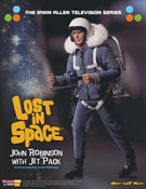 Lost In Space John Robinson with Jet Pack 1/6th scale action figure