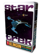 Star Trek - Klingon Battle Cruiser Collector's Tin
