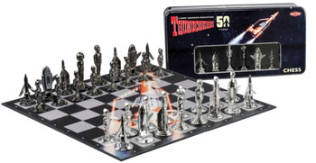 Thunderbirds Chess Set