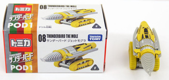 Thunderbirds are Go Jet Mole Die cast metal