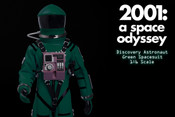 2001: A SPACE ODYSSEY GREEN DISCOVERY ASTRONAUT 1/6TH SCALE SPACE SUIT