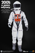 2001: A SPACE OYSSEY WHITE CONCEPTUAL DISCOVERY ASTRONAUT 1/6TH SCALE SPACE SUIT