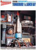 Thunderbirds TB1 in Launch Bay Model Kit