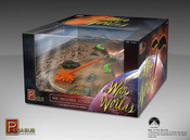 1953 War of the Worlds Pre-Built Diorama 1/144th Scale