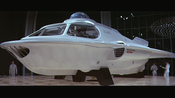 Fantastic Voyage Proteus - 1/32 Model Kit