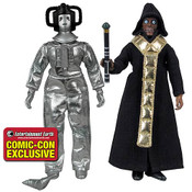Doctor Who Cyberleader & The Master Exclusive Figures