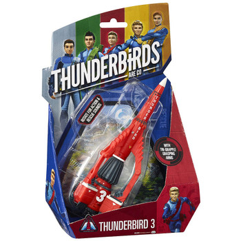 Vivid Imaginations Thunderbird 3 are Go Action Vehicle